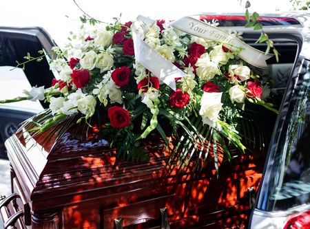 Voiture funéraire